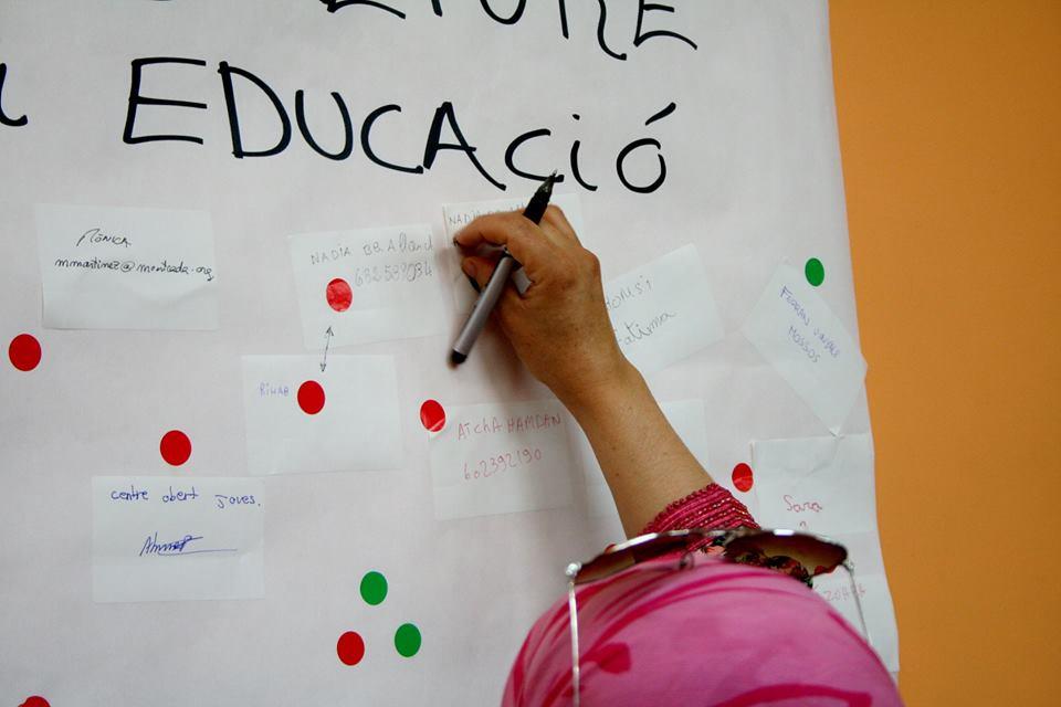 Participació en procés comunitari